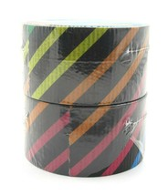Lots of 2 Scotch Neon Stripes Duct Tape 1.88 IN x 10 YD - £6.94 GBP