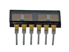 4-Character 5x7 Red Display is equivalent to HP HDSP-20XX - $23.70