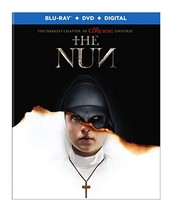 The Nun [Blu-ray + DVD + Digital, 2018]