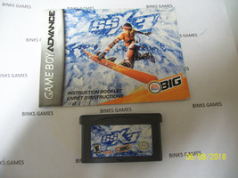 SSX 3 (Nintendo Game Boy Advance, 2003) WITH MANUAL - AUTHENTIC - $12.99