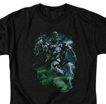 DC Comics Green lantern Black Lantern Corps retro comics graphic t-shirt GL239 image 2