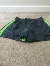 NIKE Performance Women's ActiveWear Lined Shorts Sz L - $50.22