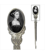 Queen Anne Boleyn Henry VIII Wife Art Mail Letter Opener - $22.49