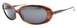 Oliver Peoples Marion Women's Sunglasses Brown on Violet / Gray JAPAN - $84.05