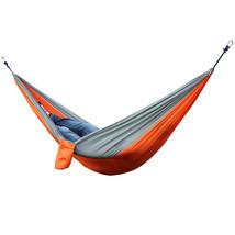 E-Joy Hammock Portable Parachute Ripstop Nylon Fabric Travel Outdoor Ham... - $19.99