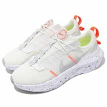 Nike Wmns Crater Impact Summit White/Grey Fog CW2386-100 - $130.00