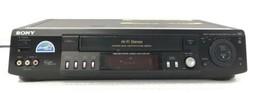 Sony SLV-799HF VCR Recorder Player VHF Hi-Fi 4 Head - $41.71