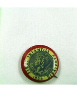 1939 March Of Dimes Pin Button Fight Infantile Paralysis Bastian Bros NY... - $18.87