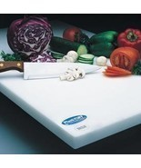 "Plasti-Tuff® Thermoplastic Cutting Board - 8"" X 8"" X 1/2"" - £18.94 GBP"