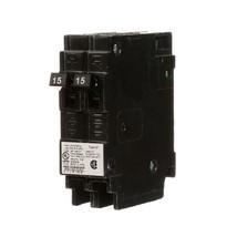 Mobile Home Siemens 15/15 AMP Tandem Single Pole Breaker - $23.33