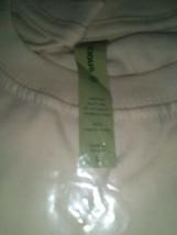 Econscious T-Shirt Men's LARGE Short Sleeve Tee Organic Cotton 1000-Natural New  image 2