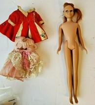 Skipper Doll Straight Leg 1963 Mattel Inc Japan Parts - $9.90