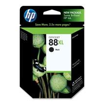 HP 88XL High Yield Black Original Ink Cartridge(C9396AN) - $83.70