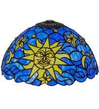 "Meyda Tiffany 46479 ""Sun, Moon And Stars"" Lamp Shade, 12"" Width - $309.60"