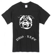 "Cute 'Pug' T-Shirt - NWOT ""Pug Life"" (Bulldog/Pet Lover/Puppy/AKC/Poodle... - $17.34+"