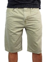 NEW LEVI'S 508 MEN'S PREMIUM COTTON REGULAR TAPER SHORTS STRAIGHT FIT 508-KHAKI