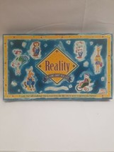 Reality Board Game The Game About Real Life Complete NEW Factory Sealed ... - $29.99