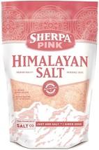 Sherpa Pink Himalayan Salt, 2lbs Extra-Fine Grain - $12.07
