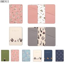 HMUNII® Passport Clip Short Passport Sets Holder Passport Cover Lovely - $8.18