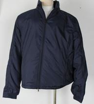 Ralph Lauren RLX Hoodie Jacket Mens XL Blue Water Resistant - $174.75