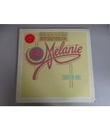 Melanie  at Carnegie Hall  vinyl record album - $7.69