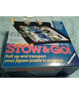 Ravensburger Puzzle Stow And Go Travel On The Go - $20.59