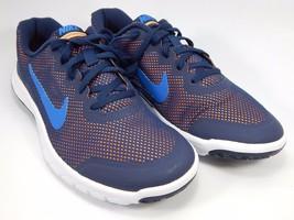 Nike Flex Experience 4 Big Kid's Youth Shoes Size 7 Y (M) EU 40 Blue 749807-400