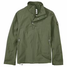 Timberland Men's MT. Crescent Waterproof Olive Night Rain Jacket Style A... - $69.99
