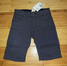 Clamdiggers H&M Boys Toddler Pants Striped Oxford Weave Bottoms 1.5-2 Years - $8.86