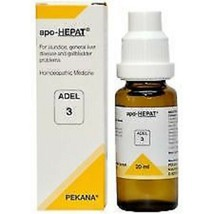 ADEL 3 of Homeopathy Drop 20ml ***** - $8.20