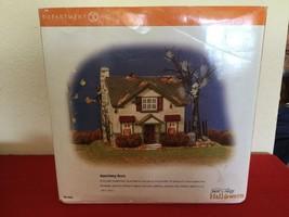 Dept 56 Hauntsburg House Snow Village Halloween New in Box - £75.99 GBP