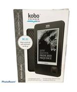 Kobo Wireless eReader 1GB, Wi-Fi, 6in - Black - $68.31