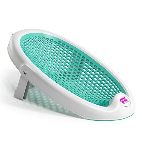OKBABY Jelly Bather Bath Support - Made from Non-Toxic Materials - Anti-Slip Bas