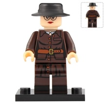 Wonder Woman Diana Prince (Vintage Brown suit) DC Universe Lego Minifigures Gift - $1.99