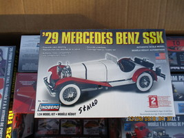AMT 1929 Mercedes Benz SSK 1/24 scale - $19.99