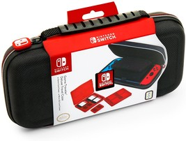 RDS Industries Inc Nintendo Switch Game Traveler Deluxe Travel Case Blac... - $25.57