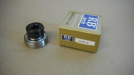 "RB TECH SA201-8 Premium Ball Bearing Insert 1/2"" Bore w/ Eccentric Locking - $9.15"
