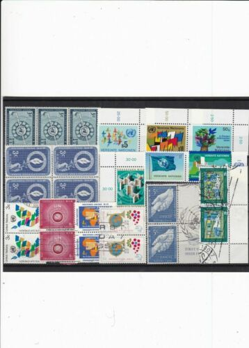 Primary image for United Nations Stamps Ref 15720