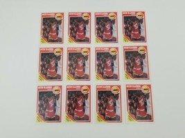 1989 Fleer Akeem Olajuwon #61 Basketball Cards Lot of 12 Houston Rockets... - $17.41