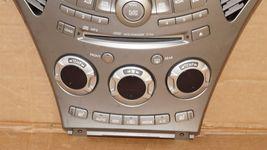 06 Subaru Tribeca B9 Heater Climate Control Dash Air Vents Info Stereo Faceplate image 7