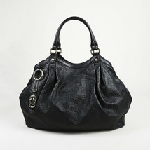 Gucci Large Sukey Guccissima Leather Shoulder Bag - $760.00