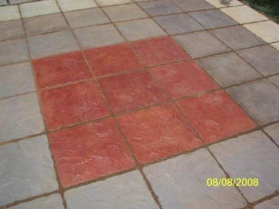 Patio Pavers Supply Kit+ 30 Castle Stone Moulds to Make 1000s of Concrete Stones