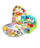 3 in 1 Baby Play Mat Toys Kid Music Floor Gym Kids Activity Soft Foam Cr... - $42.06