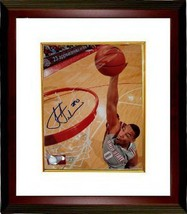 Jared Sullinger signed Ohio State Buckeyes 8x10 Photo Custom Framed - $79.00