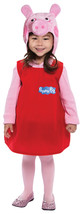 Peppa Pig Licensed Child's Costume Size 2T-4T NWT/Morris - $32.68