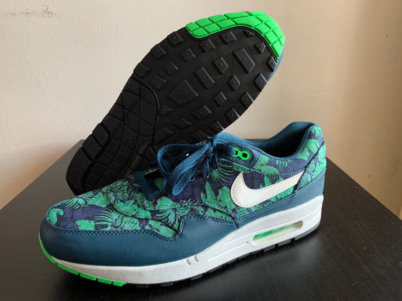 Nike Air Max 1 GPX Blue Floral 684174 400 and 21 similar items