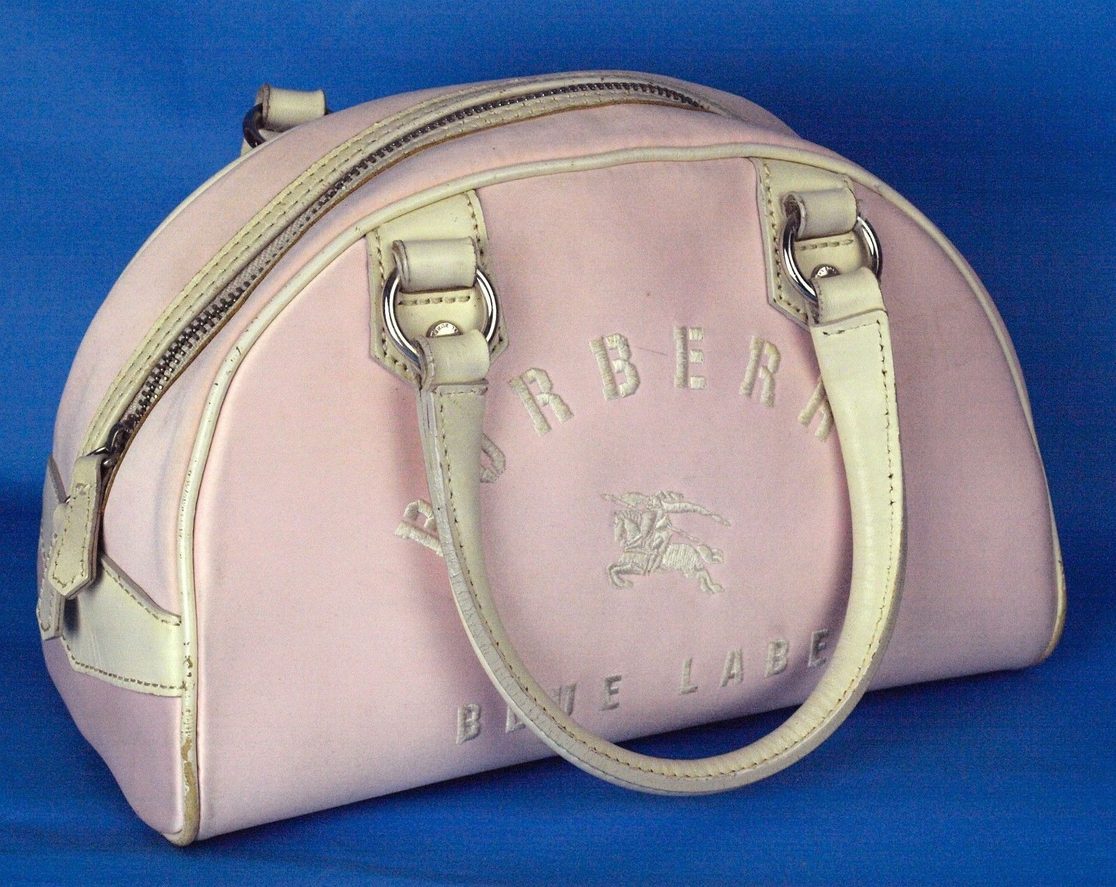 3738fddb2068 100% Auth Burberry London Blue Label Logo and 48 similar items
