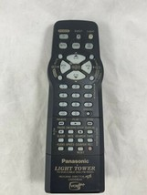 Panasonic Light Tower Universal Remote Control LSSQ0276 TV/VCR/CABLE-DSS... - $11.64