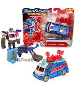 "Year 2004 Hasbro Transformers Energon Series 6"" Tall Figure - Autobot TO... - $129.99"