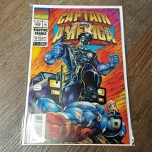 Marvel Comics Captain America 428 431 First App Americop & Free Spirit - $6.88